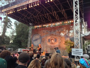 Hardly Strictly Bluegrass - The Civil War