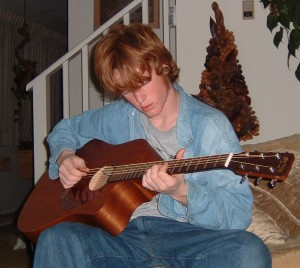 Early Guitar Days